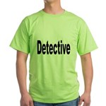 Detective Green T-Shirt