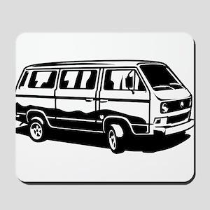 Transporter Van 3.1 Mousepad
