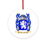 Adamoli Ornament (Round)