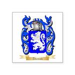 Adamov Square Sticker 3