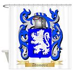 Adamovic Shower Curtain
