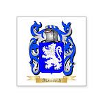 Adamovich Square Sticker 3