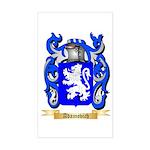 Adamovich Sticker (Rectangle)