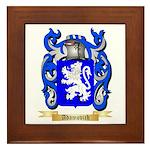 Adamovich Framed Tile