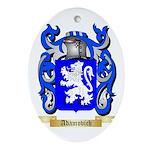 Adamovich Ornament (Oval)