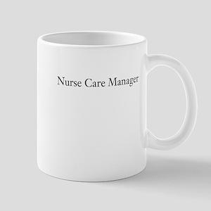 Nurse Care Manager Mug