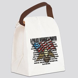 POPRAYERflag2 Canvas Lunch Bag