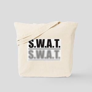 SWATBLACK Tote Bag