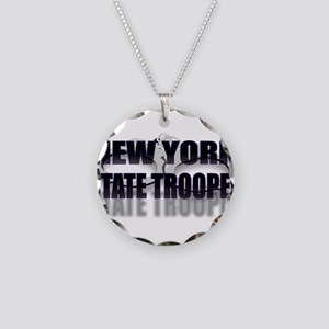 NYTROOPER Necklace Circle Charm