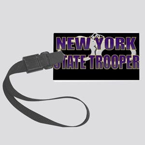 NYTROOPER5 Large Luggage Tag