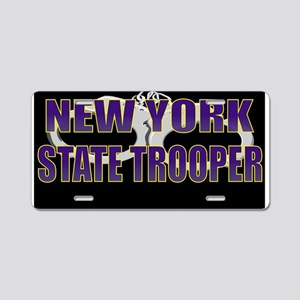 NYTROOPER5 Aluminum License Plate