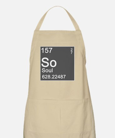 Element of Soul BBQ Apron