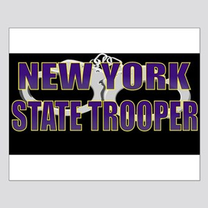 NYTROOPER5 Small Poster
