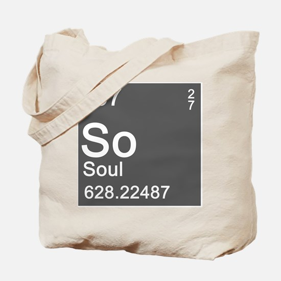 Element of Soul Tote Bag