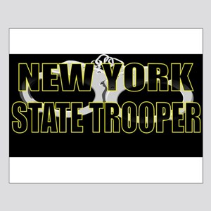 NYTROOPER4 Small Poster