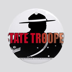 TROOPERS Ornament (Round)