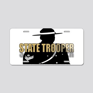 TROOP5 Aluminum License Plate