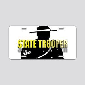 TROOP2 Aluminum License Plate