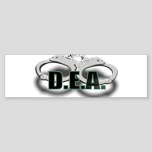 DEA1 Sticker (Bumper)