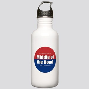 Middle of the Road Stainless Water Bottle 1.0L