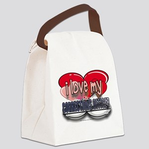 LOVECO Canvas Lunch Bag