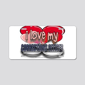 LOVECO Aluminum License Plate