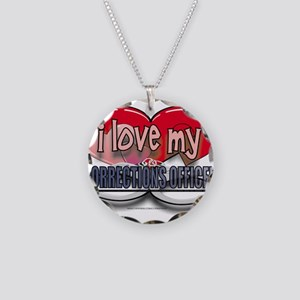 LOVECO Necklace Circle Charm