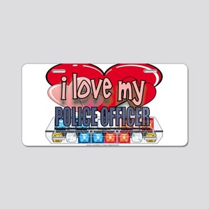 LOVEPO Aluminum License Plate