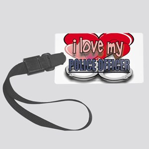 LOVEPO2 Large Luggage Tag