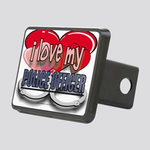 LOVEPO2 Rectangular Hitch Cover