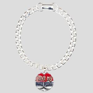 LOVEPO2 Charm Bracelet, One Charm