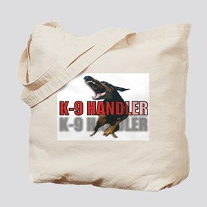K9HANDLER Tote Bag