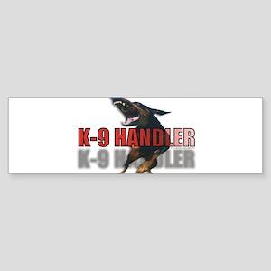 K9HANDLER Sticker (Bumper)