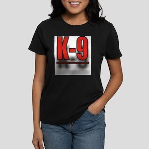 K-9UNITLOGO1 Women's Dark T-Shirt