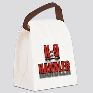 K-9UNITLOGO7 Canvas Lunch Bag