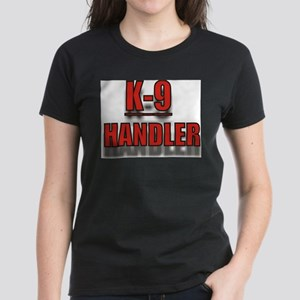 K-9UNITLOGO7 Women's Dark T-Shirt