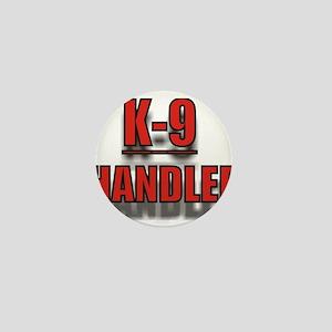 K-9UNITLOGO7 Mini Button