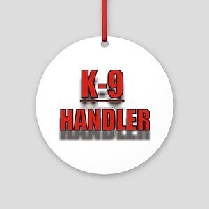 K-9UNITLOGO7 Ornament (Round)