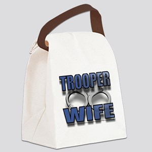 TROOPERWIFE Canvas Lunch Bag