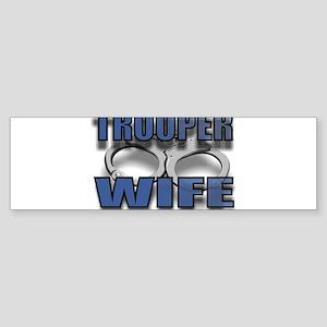 TROOPERWIFE Sticker (Bumper)