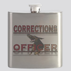 CORRECTIONS OFFICER Flask