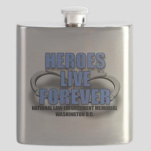 HEROES Flask
