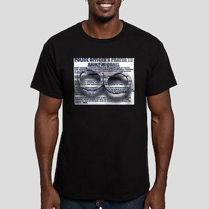 ST MICHAEL Men's Fitted T-Shirt (dark)