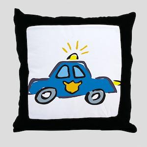 LITTLECAR1 Throw Pillow