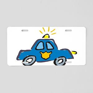 LITTLECAR1 Aluminum License Plate