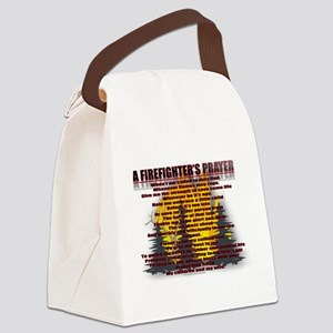 FIRE2 Canvas Lunch Bag