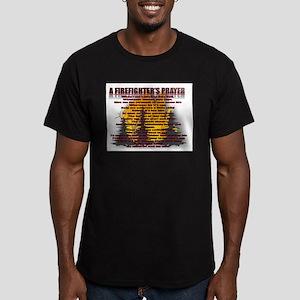 FIRE2 Men's Fitted T-Shirt (dark)