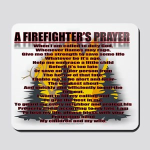 FIRE2 Mousepad