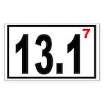 1317 Sticker (Rectangle 50 pk)