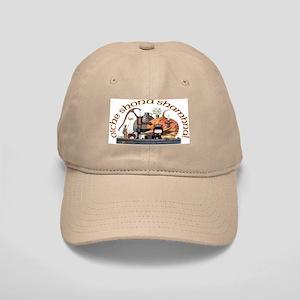 Gaelic Vintage Halloween Baseball Cap